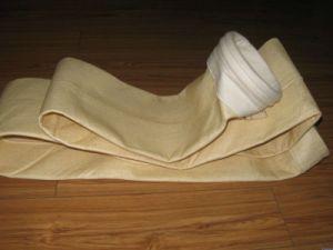 Tessuto filtrante della polvere di Nomex