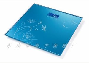 150kg Economic Glass Bathroom Scale