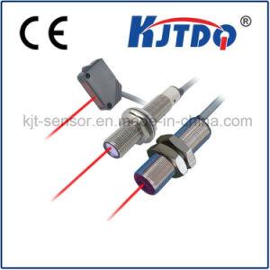 M12 Sensor difuso de infravermelhos de Fibra Óptica Sensor fotocelula NPN PNP