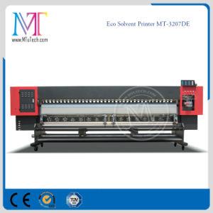 3.2 метров струйный принтер для широкоформатной цифровой печати экологически чистых растворителей машины с оригинальными Epson Dx5 печатающей головки