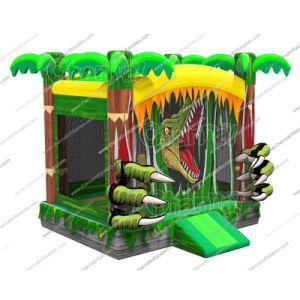 En colère Dinosaur Bounce House saut gonflable château pour la vente Bouncer Chb1387