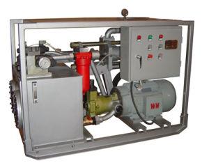 고압 그라우트로 굳히는 펌프 (BGH70)