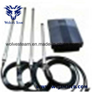 stoorzender van de Telefoon van de Macht van de Waaier van 100m de Beschermende Hoge (45W) Openlucht Mobiele