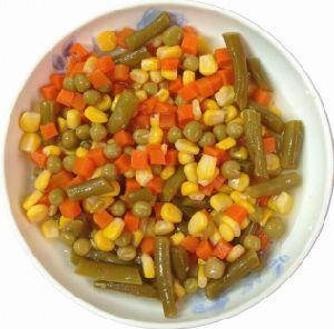 Verdure della miscela con l'alta qualità
