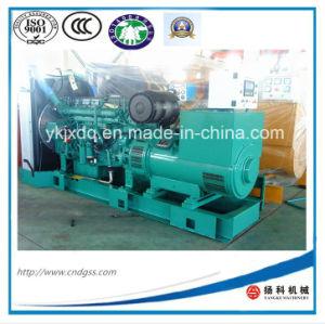 Generatore diesel raffreddato ad acqua del motore 30kw /37.5kVA di Yuchai
