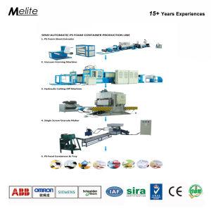 機械装置を作る1つの時間の食糧ボールか皿またはボックスまたは容器