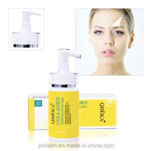 Migliore cura di pelle Qbeka che imbianca il gel Exfoliating del collageno del fronte
