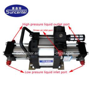 Série Dggd Suncenter la pompe de liquide pneumatique