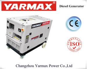 ポータブル10 KVA Soundproof Diesel Generator