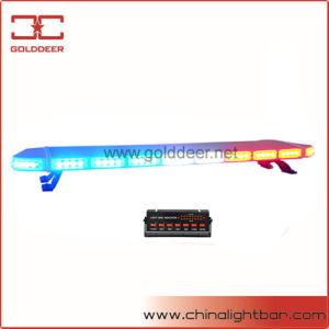 "46 "" super dünne Aluminiumabdeckung LED, die Lightbar (TBD03126-RB, warnt)"