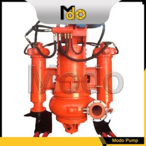 油圧か電気浸水許容のスラグスラリーポンプ