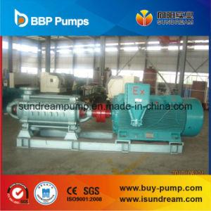 DG-mehrstufige horizontale Dampfkessel-Zufuhr-zentrifugale Wasser-Pumpe