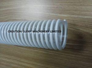 De pas ontwikkelde Spiraalvormige Lijn Van uitstekende kwaliteit van de Uitdrijving van de Koker Plastic