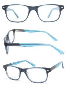 De nieuwe Populaire Acetaat Optisch Nice van de Acetaat van de Frames van de Glazen van de Lezing van de Tendens Optische