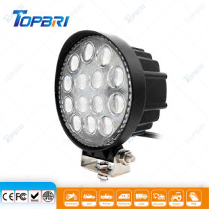 La luz de coche 42W Offroad Auto luz LED de trabajo para la carretilla
