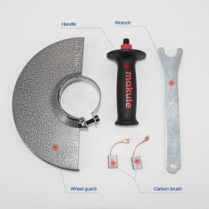 Vente chaude 115/125mm Angle de bonne qualité d'une meuleuse (AG010)