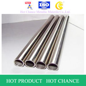 SUS201 304 400 tubos redondos de acero inoxidable pulido#