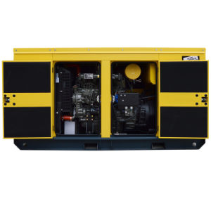 24kw piccolo tipo silenzioso gruppo elettrogeno diesel con il motore cinese di Foton