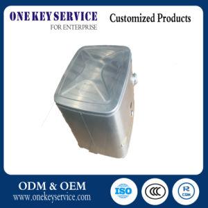 Tank van de olie 1101010-12308 voor de Motor van de Vrachtwagen