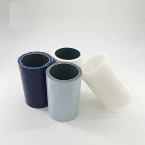 ACP 알루미늄 합성 위원회 또는 양탄자 또는 스테인리스 표면을%s 까맣 백색 투명한 파란 PE 방어적인 복면 필름