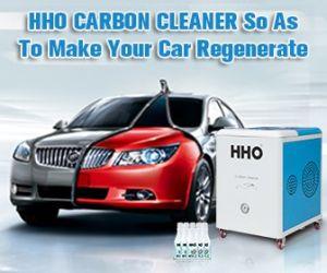 Generatore di Hho per la macchina di pulizia del carbonio