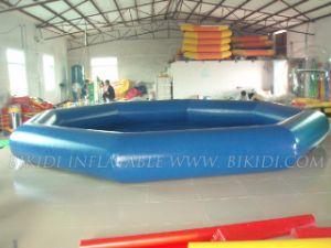 De vrije Verschepende Opblaasbare Pool D2011 van de Bal van het Water van pvc van 0.9mm Lopende