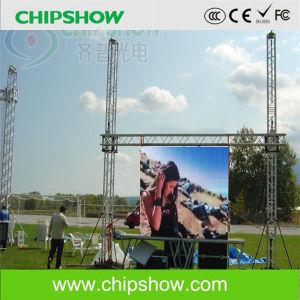 Haute luminosité Chipshow pH16 Affichage LED de plein air