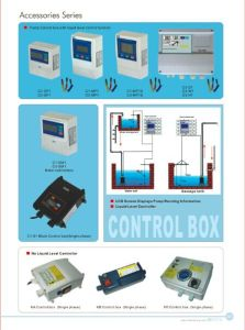 Suface Pump 또는 Submersible Pump Spare Parts/Accessories Series