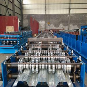 [دويلدينغ] آلة فولاذ [رووفينغ بلت] معدن [فلوور دك] يجعل آلة