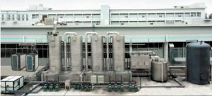 Apparecchiatura di trattamento delle acque di serie di Fsteo-Wq