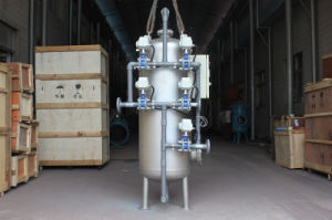 Trinkwasser-Behandlung-Multimedia-Druckfilter