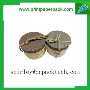Tube de luxe à l'Emballage boîtes personnalisées pour le thé / café / Vin rouge / / / de bonbons de chocolat de fleurs, chapeau rond Boîte de papier, carton rigide Bijoux Emballage cadeau