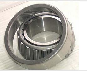 Chromel Métrica de cojinete de rodillos cónicos de acero C0, C2 Cojinete abierto