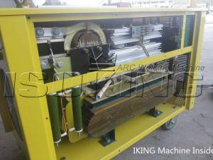 Boog-250 de Machine van het Lassen van de Nagel van de Machine van de lasser voor Brug