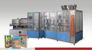 O enchimento da caixa, máquina de embalagem de vedação para detergente em pó\Café\Macarrão (ZH100-A)