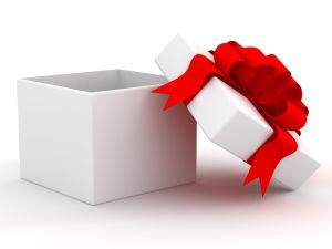 Competitive PriceのFlower Ribbonの優雅なPaper Gift Box