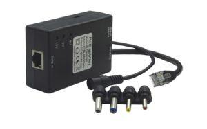 1000m Gigabit Divisor Poe 802.3af/em 25,4W Max