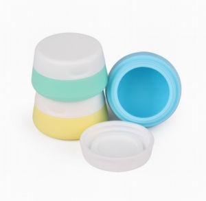 بلاستيكيّة مستحضر تجميل وعاء صندوق [كرم] تعليب زجاج مرطبان بالجملة