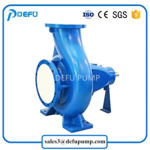 Suministro de fábrica de la norma ISO final centrífugo de succión bombas de agua Precio