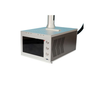 De Machine van de Gravure van de Laser van de Vezel van de goede Kwaliteit voor het Plastiek van het Metaal