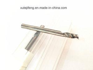 4*12*50*1t 2016競争価格の固体炭化物の中国の専門の製造からの単一のフルートの端製造所