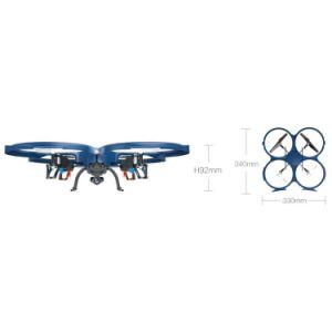522818aw-6 Mittellinie RC Quadcopter