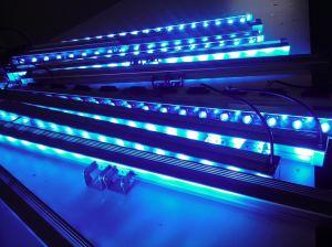 80W LEDのフラッドライトRGB LEDの壁の洗濯機ライト