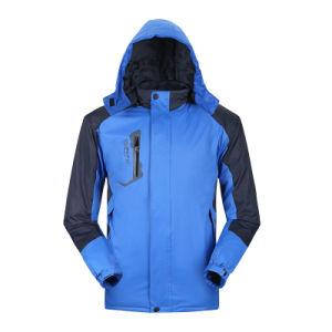 OEM зимой толстые водонепроницаемую куртку для Outerwear Man