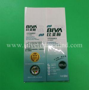 PVC personalizadas/PET/OPS/Etiqueta Shrink camisa, imprime la etiqueta de botella