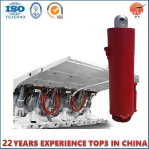 Cilindro de suporte do hidráulico de ação única para equipamento subterrâneo