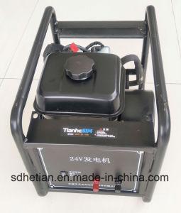 L'Afrique populaires 2000W 24V DC Générateur Diesel de départ de rappel