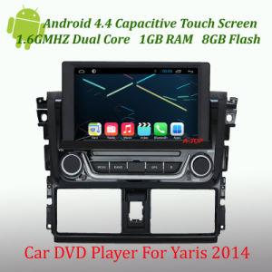 Toyota Yaris 2014년을%s 차 Android GPS DVD Player