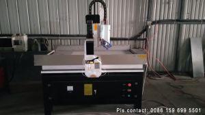 Zxx9015-d'un bord de verre et de Découpe CNC fraiseuse
