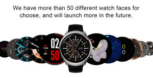 3G androïde Slim Horloge Bluetooth